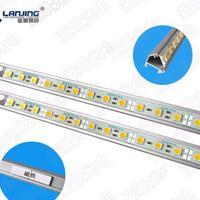 蓝景光电5050磁铁铝槽硬灯条