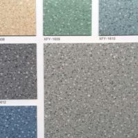 顺德商用pvc胶地板卷材 华邦星菲雅系列 防水地胶顺德价格