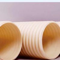 四川PVC-U双壁波纹管厂家批发价格