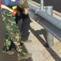 丽江圣高交通护栏板厂家直销道路防撞栏及配套配件包安装