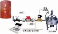 江西定量控制配料仪表,食品加水控制流量计 化妆品厂罐装流量计