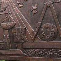 供西宁雕塑和青海铁艺雕塑批发