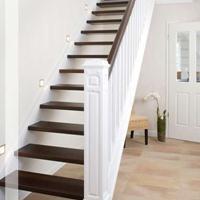 【厂家直销】武汉定制实木楼梯 钢木楼梯 旋转楼梯 复式楼梯