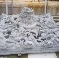 厂家直销青石寺庙浮雕雕刻定制