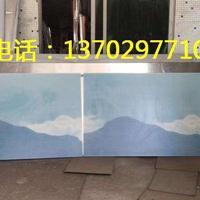印花弧面铝板吊顶