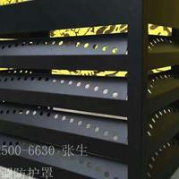供应小区楼宇空调防护罩 铝空调罩
