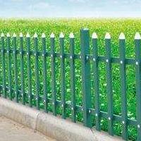 供应英世PVC塑钢护栏 公路围栏围栏 环保草坪护栏