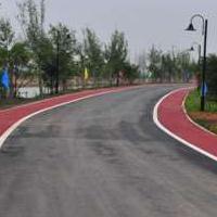 临夏城市石油沥青道路彩色沥青道路规划解决方案