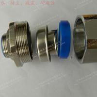 304不锈钢软管接头  江苏防水密封电缆保护套管固定头