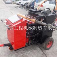 沃尔100L灌缝机 沥青路面灌缝机 出料流量温度可调节