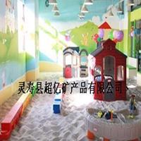 儿童游乐场专用海砂 室内儿童乐园玩的无尘海砂 圆粒水洗海砂