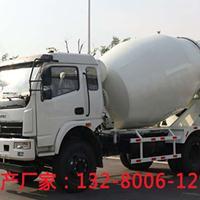 全新国五陕汽德龙混凝土搅拌车价格表水泥混凝土运输罐车