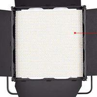 耀诺100W双色温高亮度演播室led平板灯