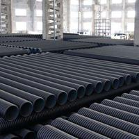 洛阳HDPE双壁波纹管厂家,河南洛阳PE波纹管价格哪便宜