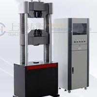 液压电子拉力试验机,电液伺服电子六立柱拉力试验机