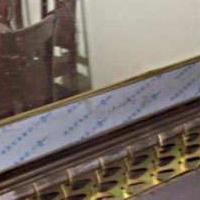 专业生产阳台阳台不锈钢防盗刺 楼层防爬刺