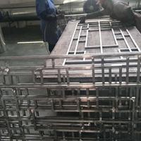 专业定制各种铝合金铝窗花,木纹铝花格价格,直接发货,质量保证