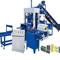 厂家直销水泥制砖机 3-15垫块机 马路花砖机