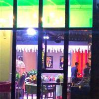 上海激光内雕发光变色玻璃