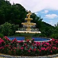 厂家直销大型砂岩喷泉雕塑欧式景观喷泉广场景观雕塑