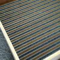 贵州铝合金防尘地毯