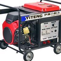 上海350A汽油电焊机