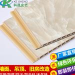 科晟高品质竹木纤维快装集成墙板有强大设计部工程部售后部