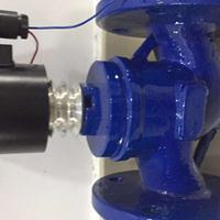 DN25高温电磁阀ZCTG-25电磁阀1寸碳钢电磁阀