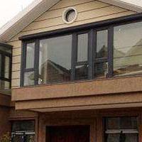 如何打造更结实、安全的铝包木阳光房