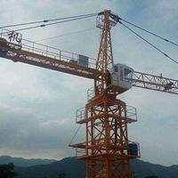 漳州QTZ80塔吊型号规格TC6012汇友塔机保修期一年