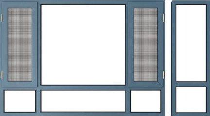 现代窗户造型图片大全  风格多样任你选