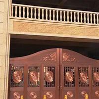 天津宝创铜门  宝创铜门 品质铜门 经典传承