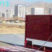 延安搅拌站料厂建筑工地洗车机,自动洗轮机