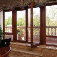 铝木门窗的性能、用料、加工工艺、外观如何选