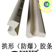 供应德国CITO拱形胶条防爆胶条7.3*8华南地区总经销