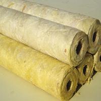 岩棉保温管厂家直销|管道保温隔热岩棉管壳|量大优惠