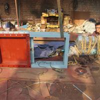 电液动插板阀供应品牌 河北插板阀图片