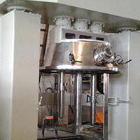 新疆强力分散机 硅酮胶生产线 邦德仕化工混合搅拌设备厂家