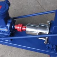 150FMZ-22强耐腐蚀泵 可移动不锈钢推车化工泵的型号