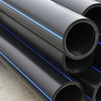 永登县PE给水管厂家,110PE穿线管排水管价格