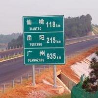 沧州F型公路标志杆厂家 检验合格报告 资质齐全