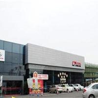 供应新能源汽车展厅外墙装饰板-广州新能源外墙穿孔铝单板加工
