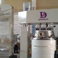 珠海行星动力混合机 广州动力混合机 中山美缝剂 瓷砖胶生产设备