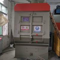 喷砂机广东履带式抛丸机电烤炉处理喷砂机炉头烤箱油漆打砂机