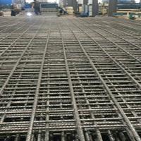 建筑钢筋网片 桥梁螺纹钢筋焊接网 加工厂家 D8 D10 D12