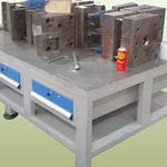 南山钳工装配工作台、公明钳工修模工作台制造商、订做工作桌