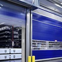 德国原装进口艾富来/艾富来EFAFLEXPVC抗风螺旋高速门EFA-STR