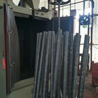 电镀挂具油漆处理喷砂机378吊钩式抛丸机高明区喷砂设备制造商