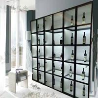 锐镁铝业全铝合金酒柜铝型材直销