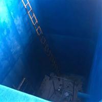 重庆酸碱化工废水处理泡菜池玻璃钢防腐厂家巴中遂宁